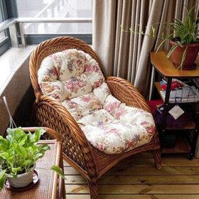 沙发椅藤椅装修效果展示
