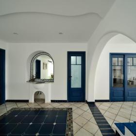 地中海走廊装修案例