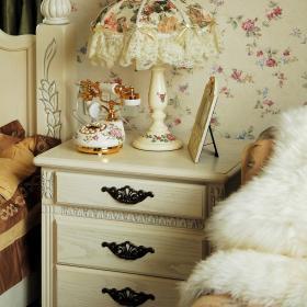 欧式美式卧室设计案例展示