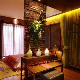 东南亚卧室图片
