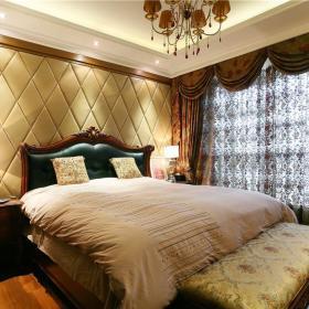 欧式卧室设计案例展示