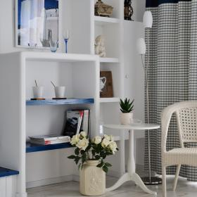 地中海卧室图片