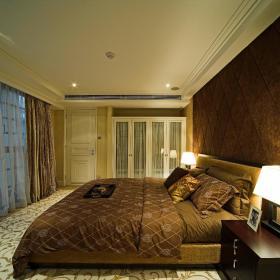 简欧卧室装修案例