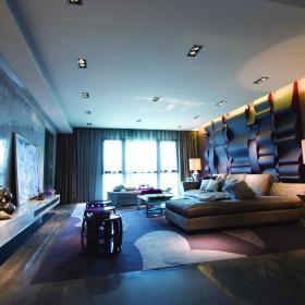 后现代卧室设计案例展示