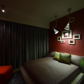 后现代卧室装修案例