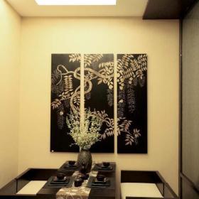 日式餐厅装修图
