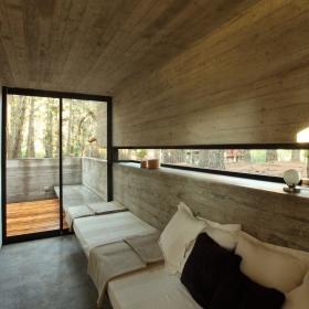 田园后现代客厅设计案例展示