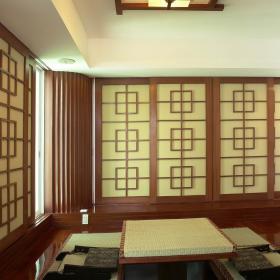 中式多功能室图片