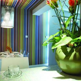 创意餐厅植物效果图