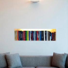 现代简约后现代客厅效果图