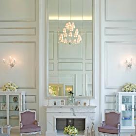 欧式客厅别墅设计图