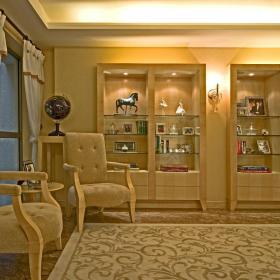 客厅--高清效果图-B-客厅-B (64)