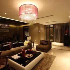 现代简约后现代客厅装修效果展示