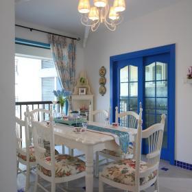 欧式田园地中海简欧餐厅图片