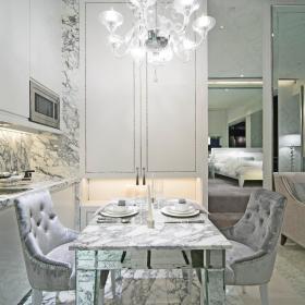 现代简约欧式简欧餐厅设计案例