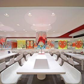 餐厅--高清效果图-餐厅效果图-B (166)