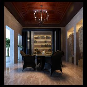 现代客厅--高清效果图-20142 (137)