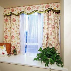 田园飘窗&落地窗设计案例