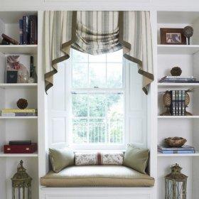 现代简约飘窗&落地窗设计案例