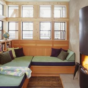 现代简约简欧飘窗&落地窗设计案例展示