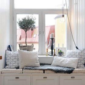欧式北欧飘窗&落地窗设计图