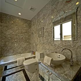 欧式新古典浴室图片