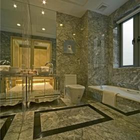 欧式新古典卫生间浴室案例展示