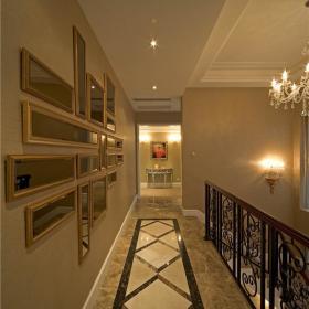 欧式简欧走廊装修效果展示