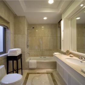 现代简约简欧卫生间浴室设计案例