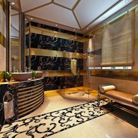 欧式客厅--高清效果图-欧式 (64)