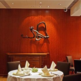 新中式餐厅酒店设计图