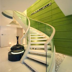 现代简约创意楼梯装修案例
