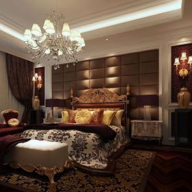 欧式卧室设计案例