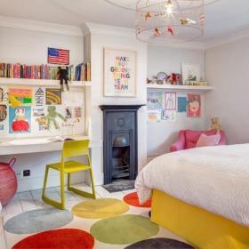 创意卧室儿童房设计方案