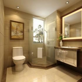 自然卫生间图片