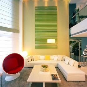 沙发单人沙发设计案例展示