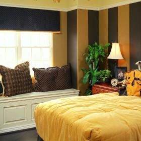卧室植物装饰品装修效果展示