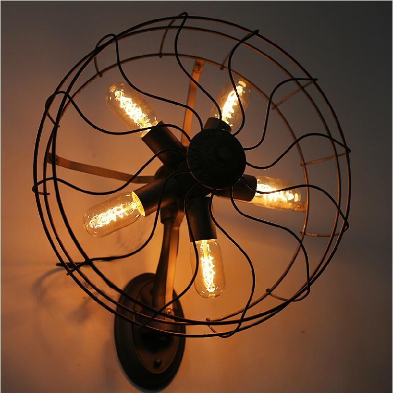 美式工业风灯具,逼格瞬间levelup