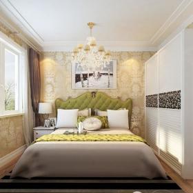卧室衣柜台灯设计案例