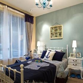 卧室窗帘设计方案