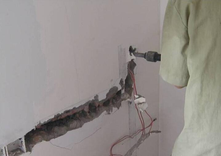 家居 丑牛装饰v装修v设计v家装v工装 > 【揭秘】电路施工是如何偷工减