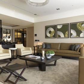 客厅沙发台灯灯具设计案例展示