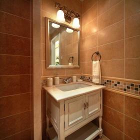 古典卫生间设计案例展示