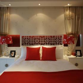 中式卧室图片