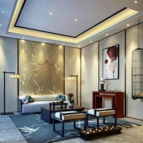 中式客厅设计案例展示