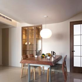 现代简约温馨餐厅设计案例展示
